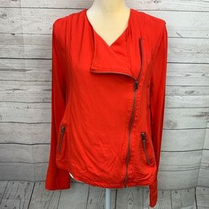 Jack by BB Dakota Burnt Orange Red Jacket Blazer